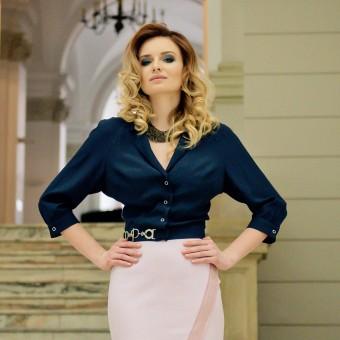 Bluzka Georgette